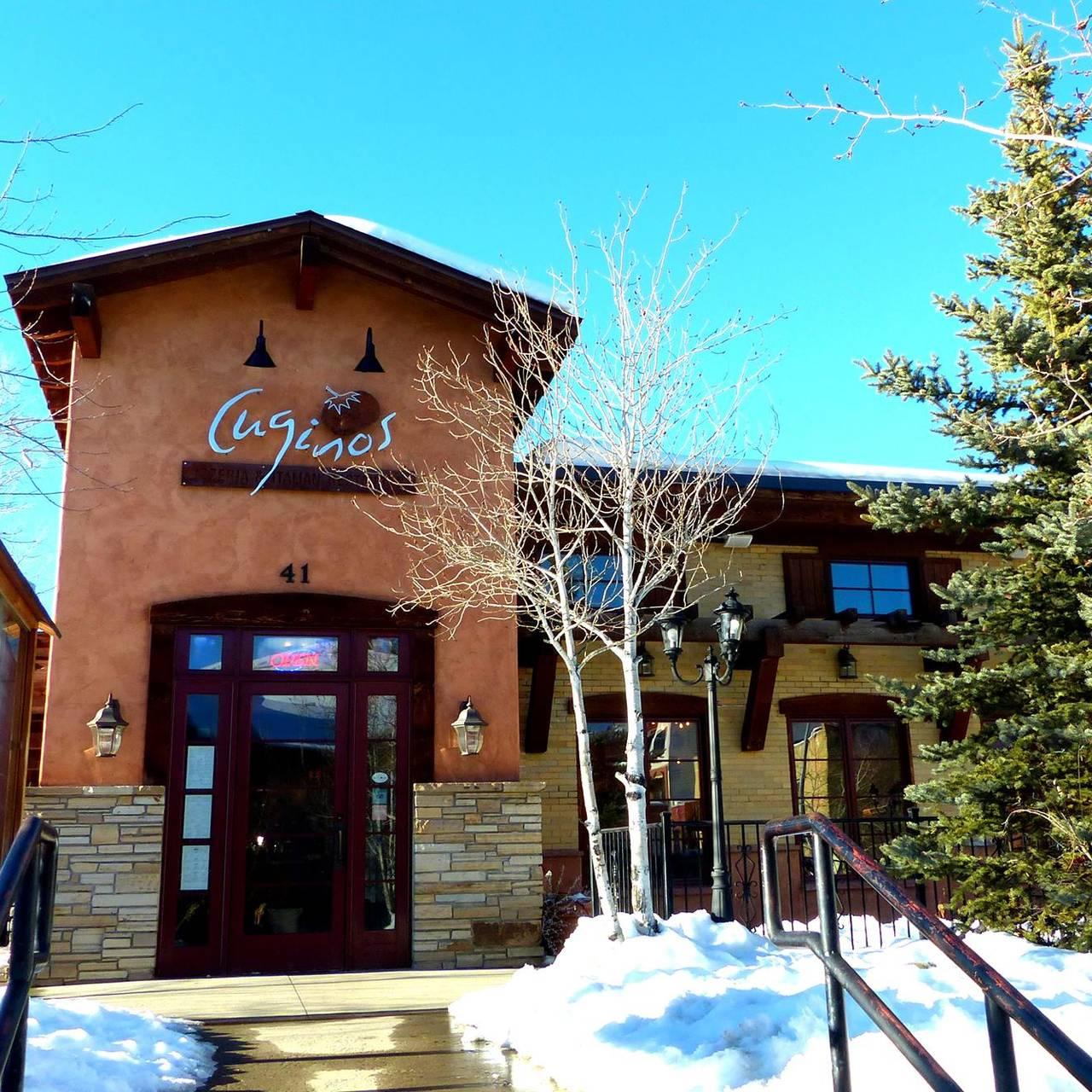 Cugino\'s Pizzeria & Italian Restaurant - Steamboat Springs, CO ...