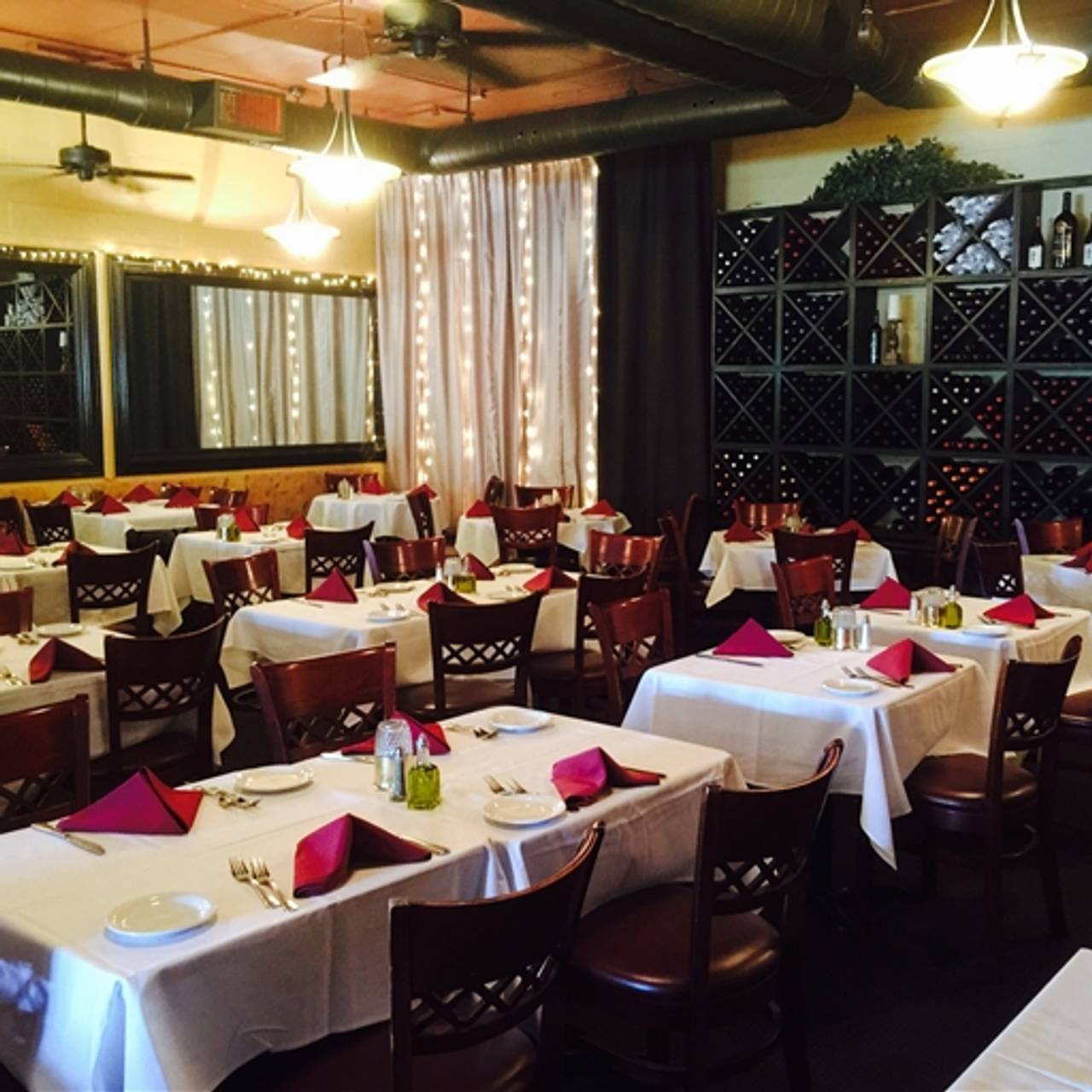Montecatini Restaurant Walnut Creek Walnut Creek Ca Opentable