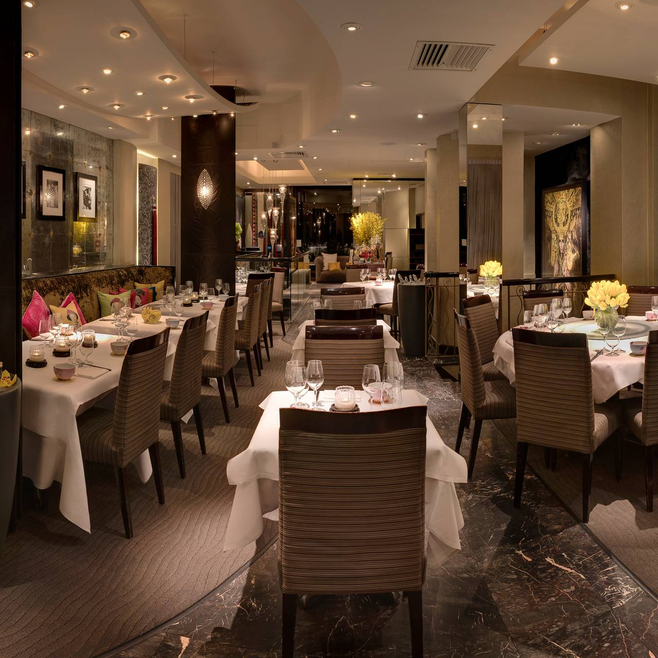 Kai Restaurant London Opentable