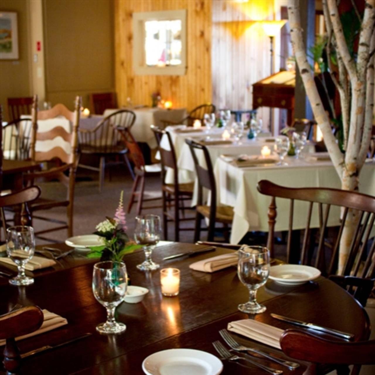Blue Moon Evolution Restaurant Exeter Nh Opentable