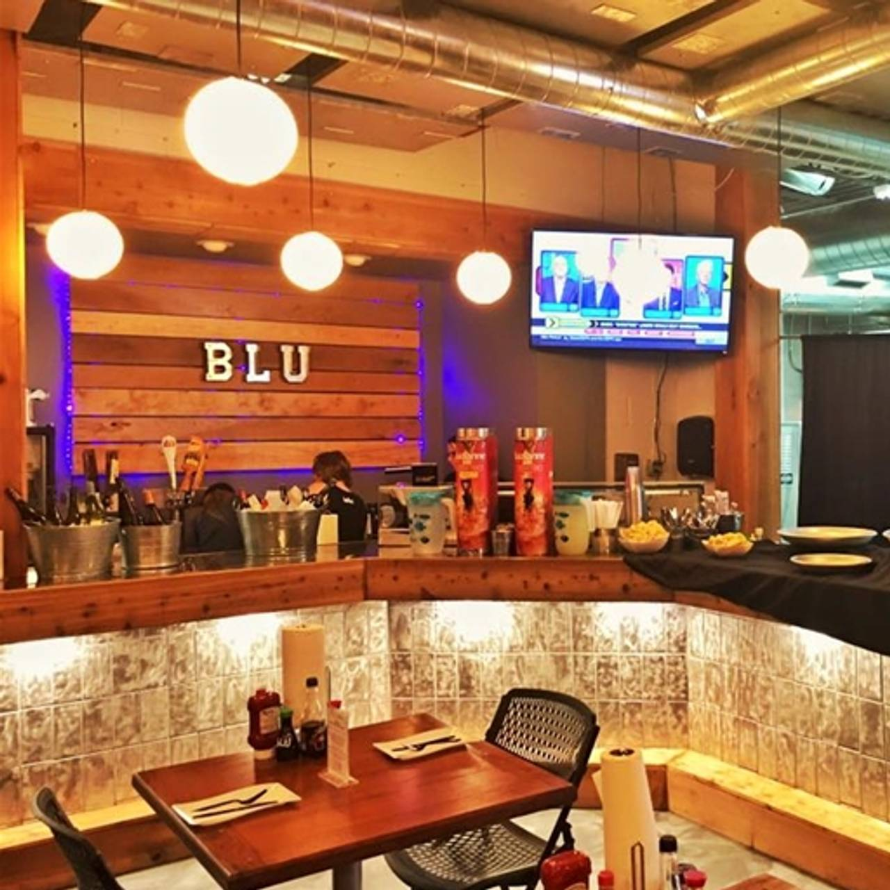 Blu Fresh Fish Marketplace - Bentonville, AR | OpenTable