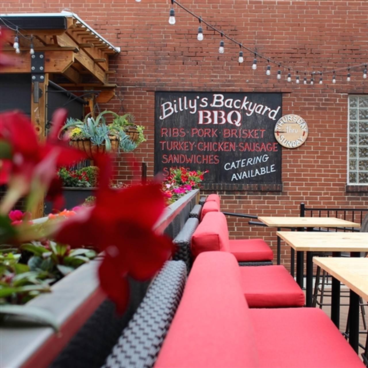 Billy Gs Restaurant Kirkwood Mo Opentable