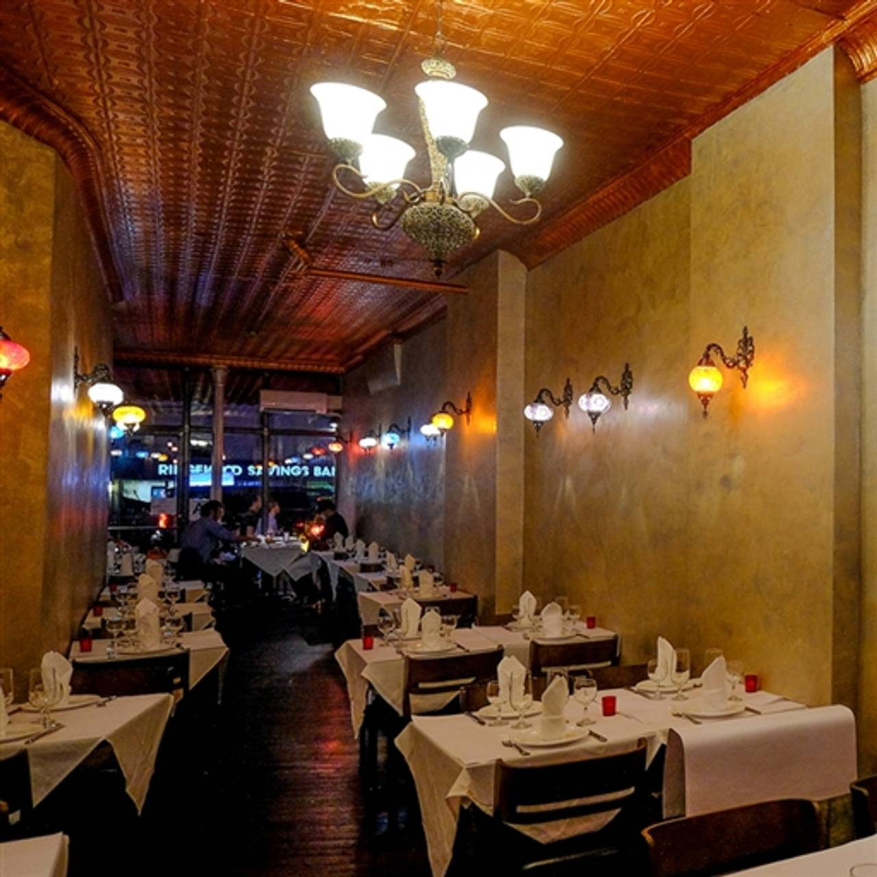 Uskudar Turkish Restaurant New York Ny