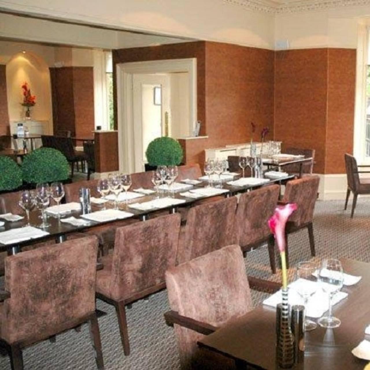 The Terrace Lounge Great Western Hotel Aberdeen Opentable