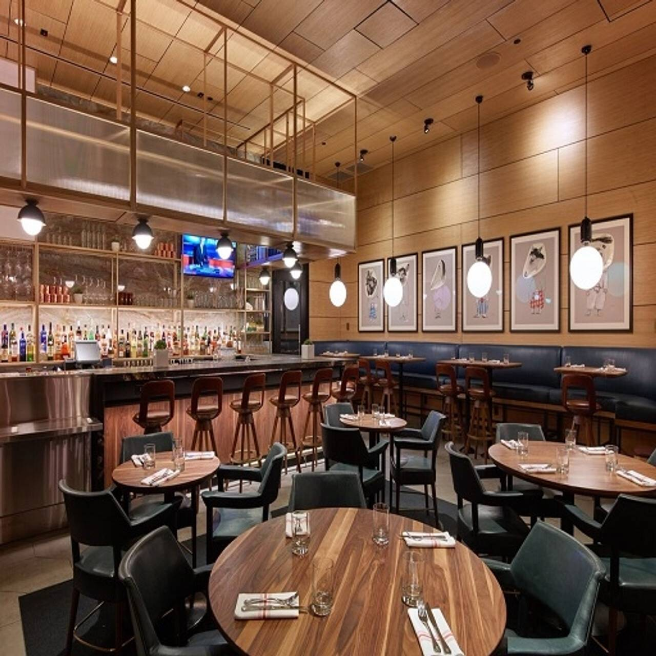 Earls Kitchen Bar Mall At Millenia Orlando Fl