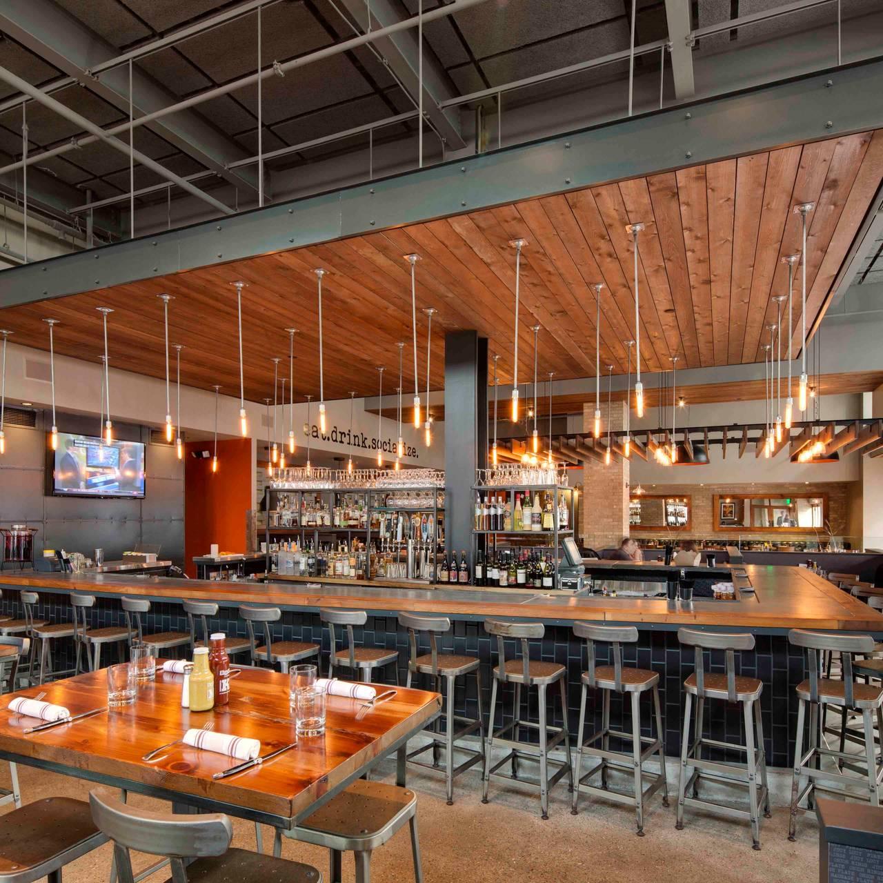 BRGR Kitchen & Bar - Power & Light Restaurant - Kansas City, MO ...