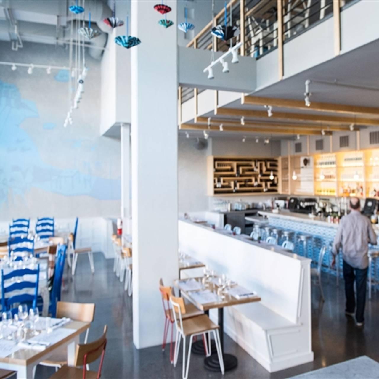 Omega Ouzeri Restaurant Seattle Wa Opentable