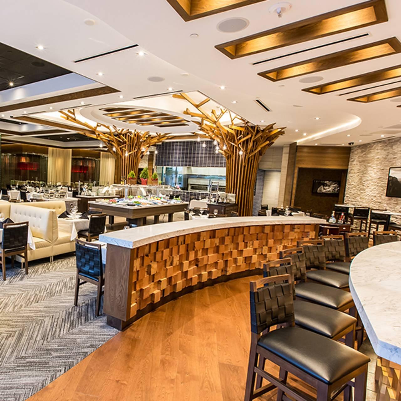 Summerlin Interior Fogo De Chao Brazilian Steakhouse Las Vegas Nv