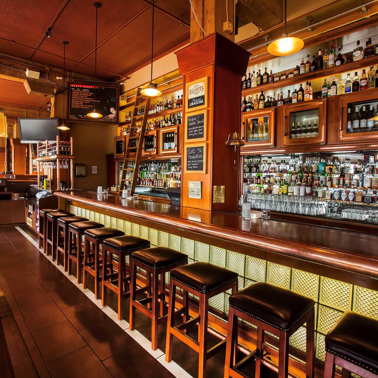 Elliott S Oyster House Restaurant Seattle Wa Opentable