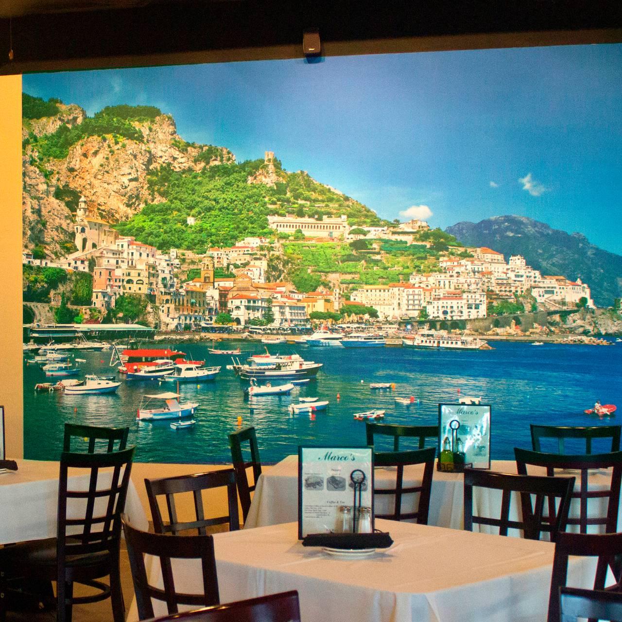 Marco\'s Italian Bistro Restaurant - Scottsdale, AZ | OpenTable
