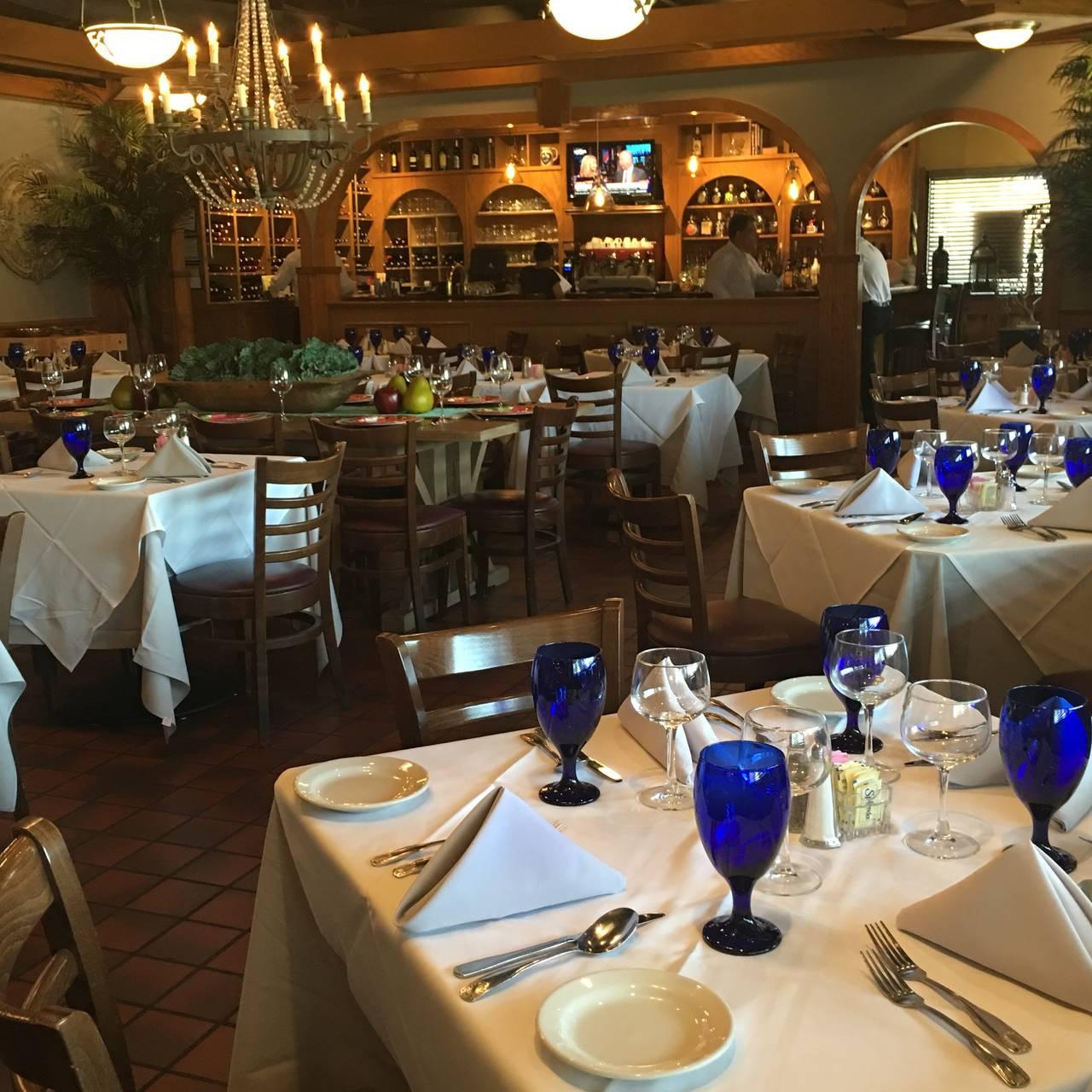 Andiamo Italian Grill Restaurant - Addison, TX | OpenTable