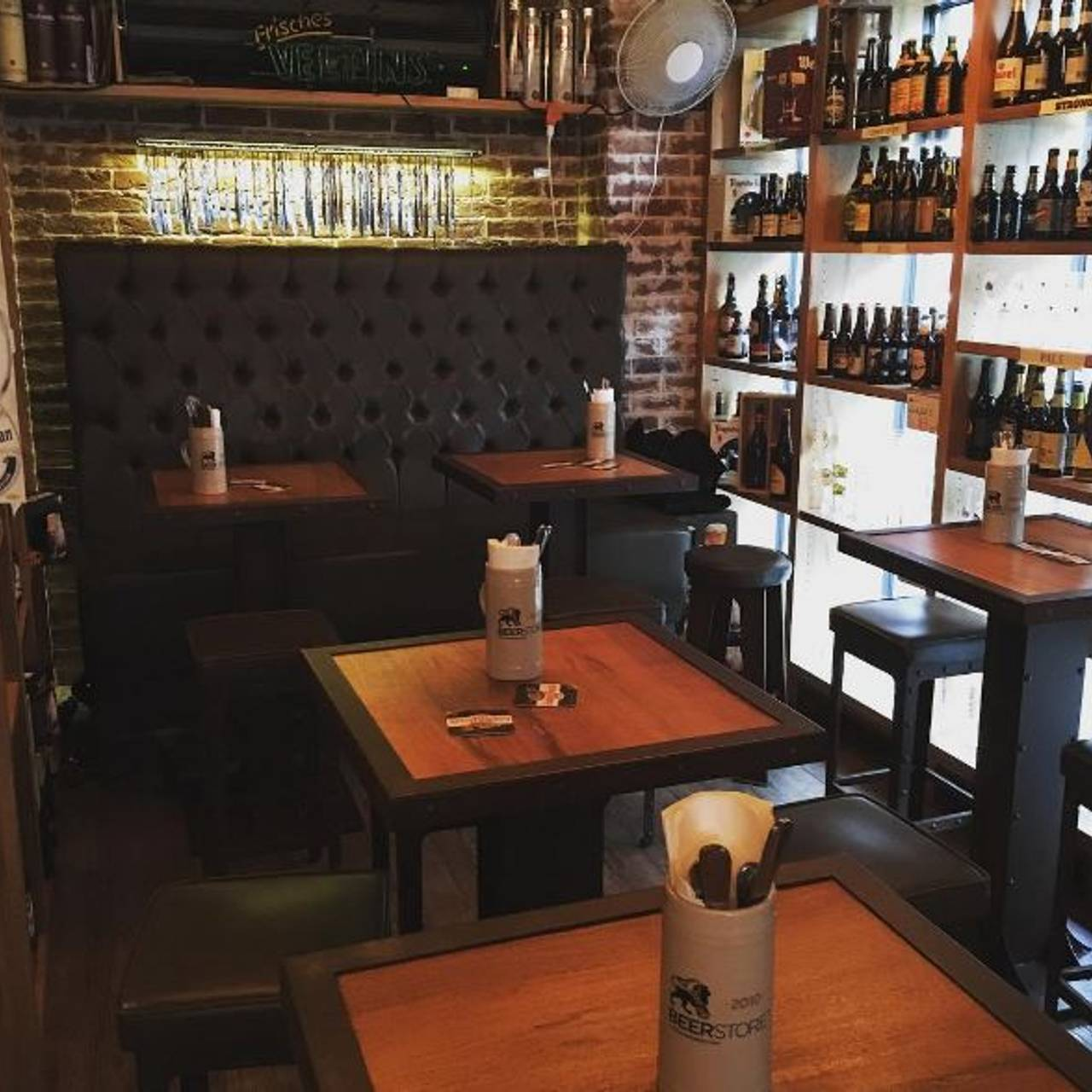 Lionsbeerstore Restaurant - New York, NY | OpenTable