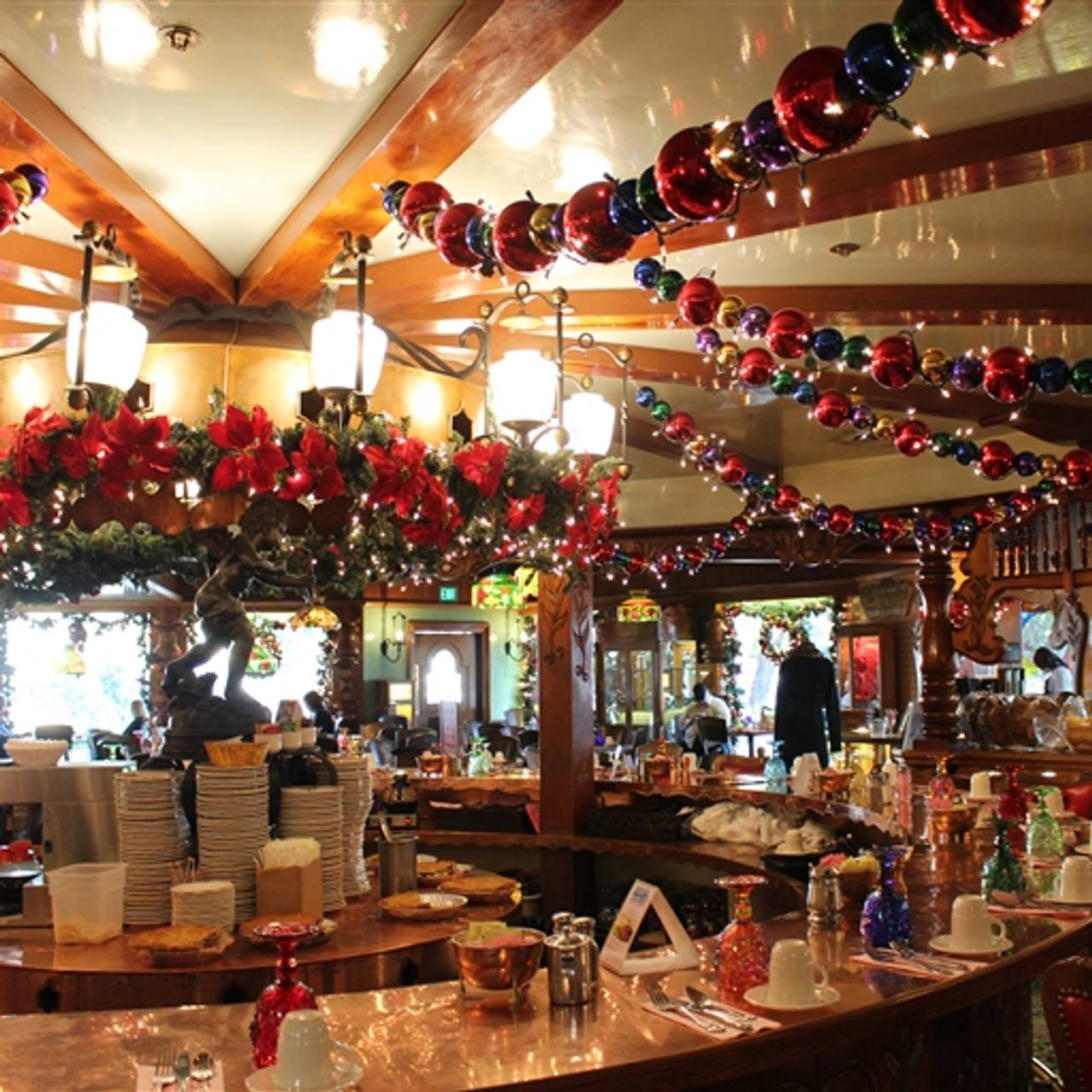 Copper Café And Bakery At Madonna Inn San Luis Obispo Ca