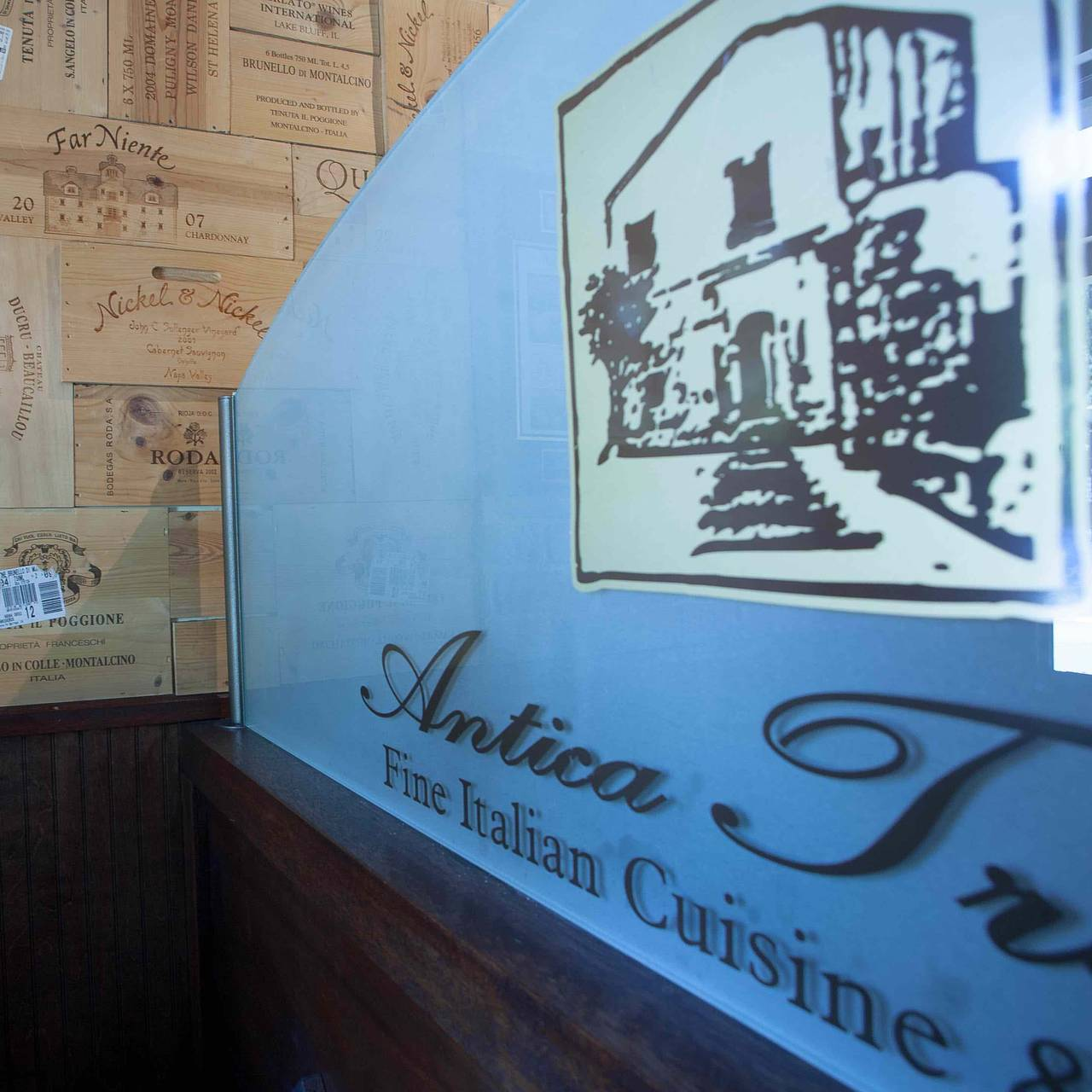 Antica Trattoria Restaurant - La Mesa, CA | OpenTable