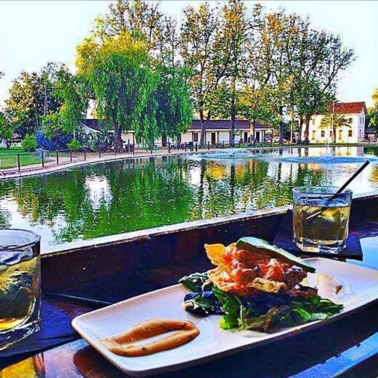 lakeside restaurant lounge encino ca opentable