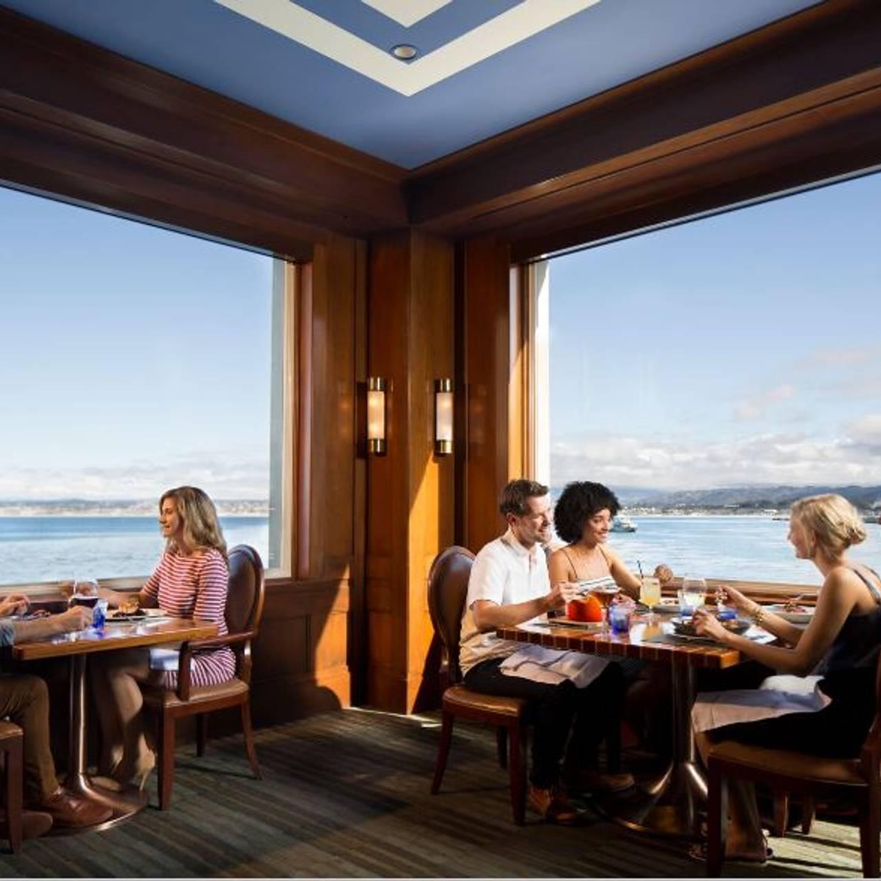 Schooners Coastal Kitchen Bar Restaurant Monterey Ca