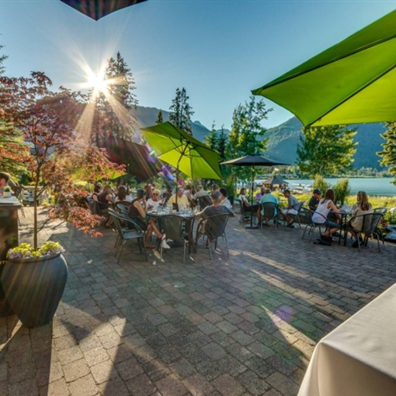 Table Nine Lakeside Eatery Whistler Bc