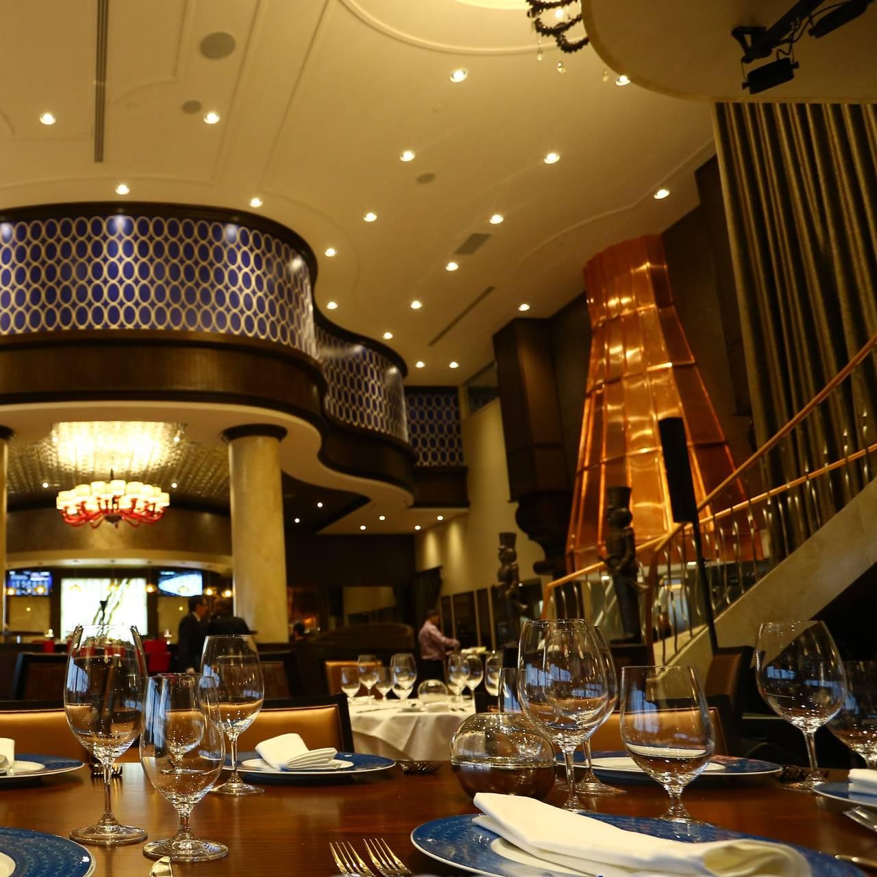 Ossiano Restaurant Kirkland Qc Opentable