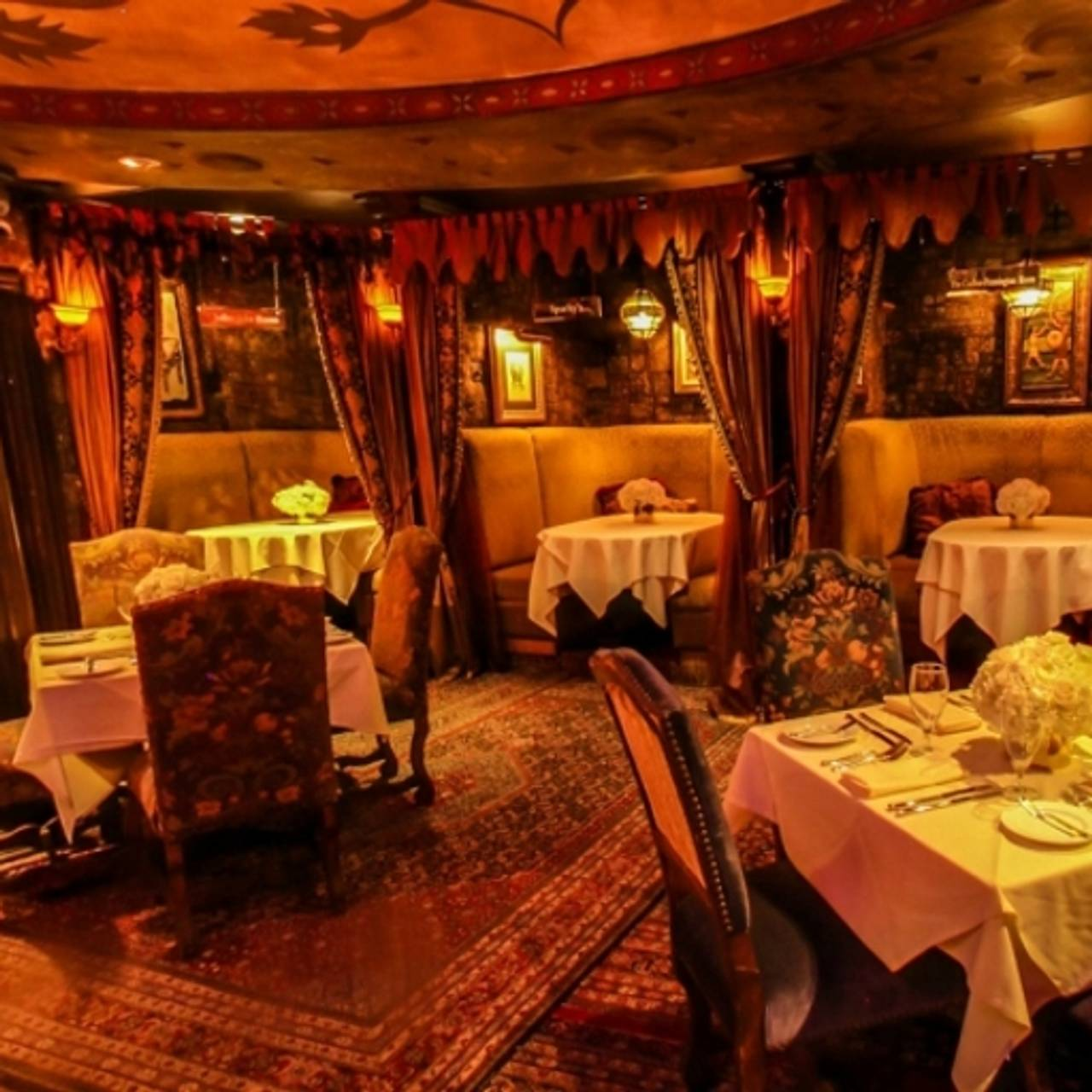 Foundation Room House Of Blues New Orleans Restaurant New Orleans