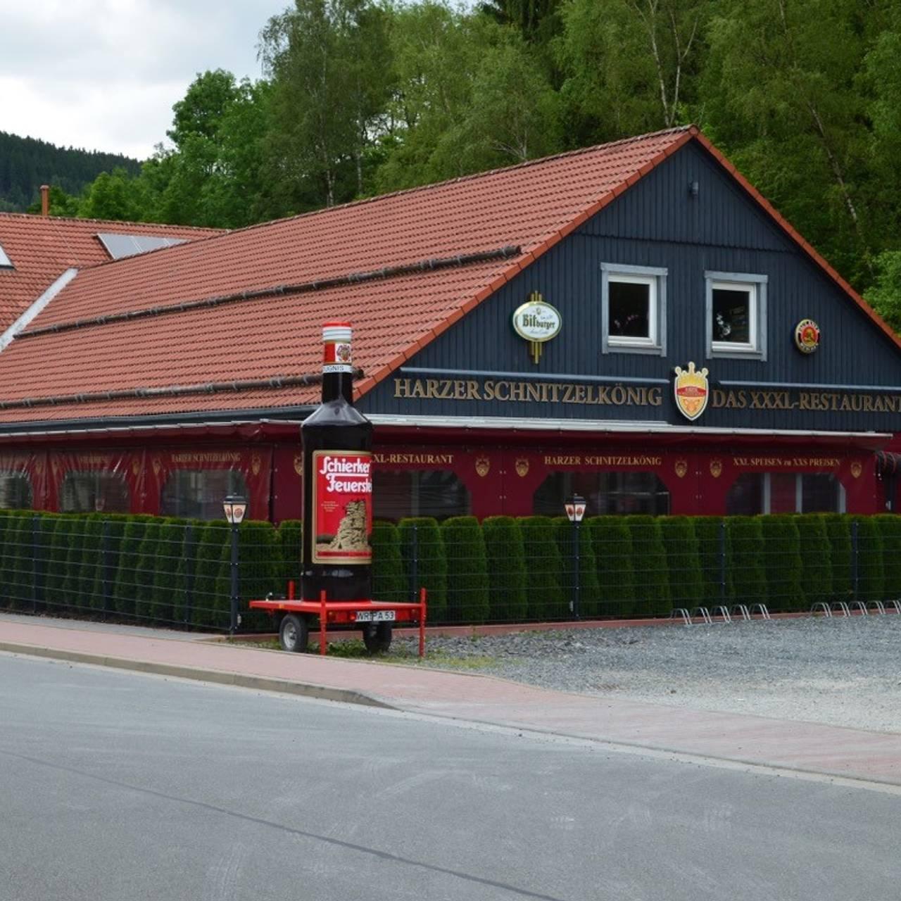 Harzer Schnitzelkönig Restaurant Lautenthal Ni Opentable