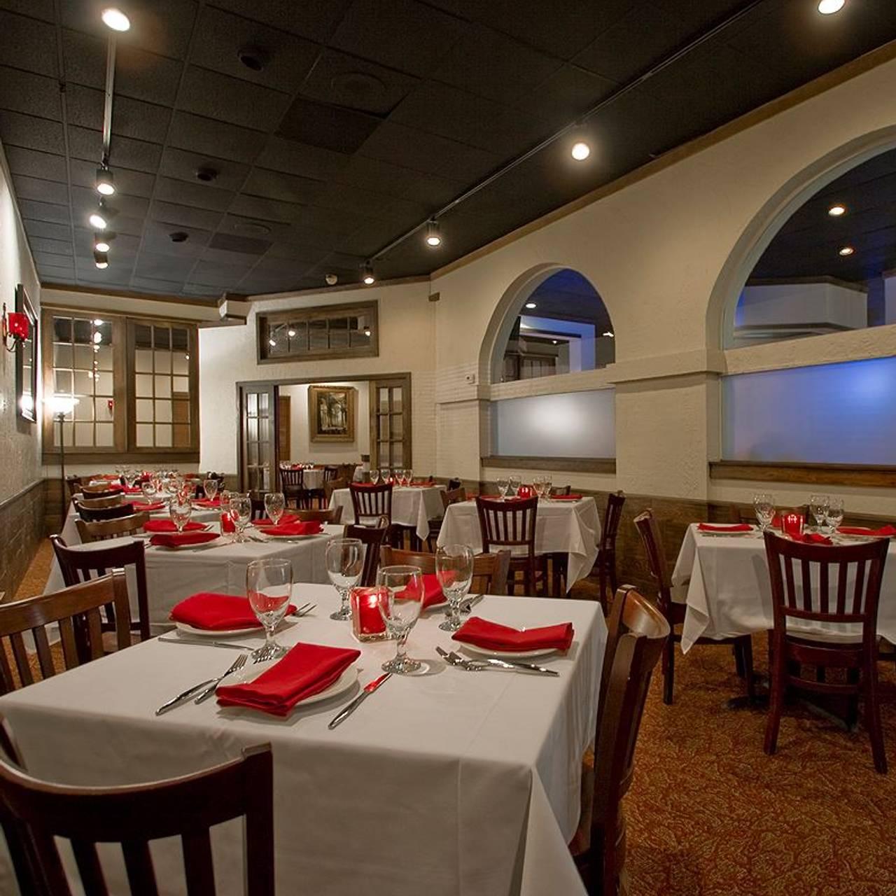 Vesuvio Bistro Restaurant - Little Rock, AR | OpenTable