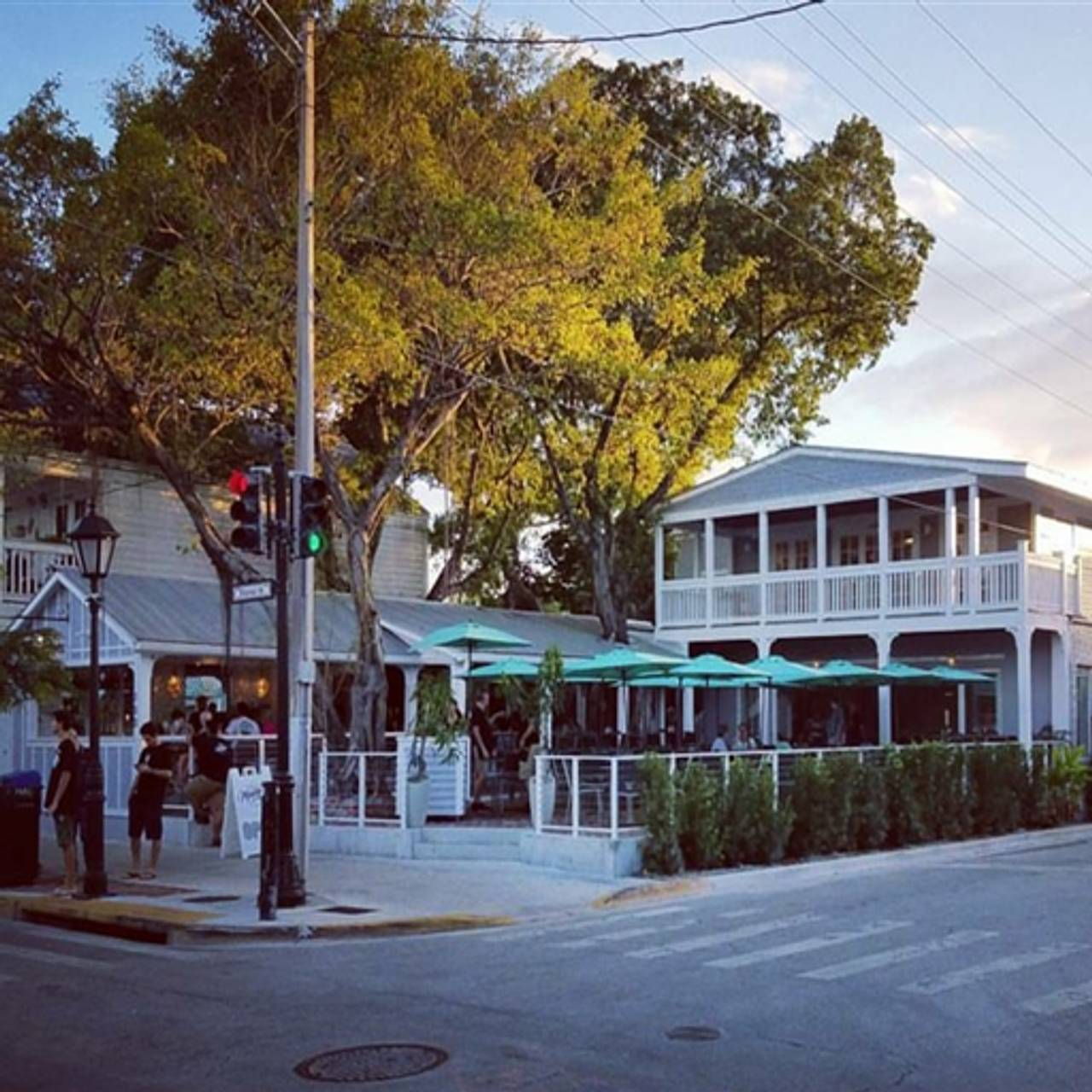 Mangoes Restaurant And Catering Key West Fl Key West