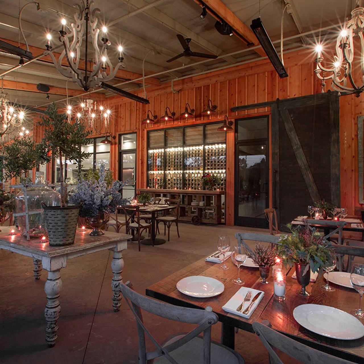 Farmhouse at Rogers Gardens Restaurant - Corona Del Mar, CA | OpenTable