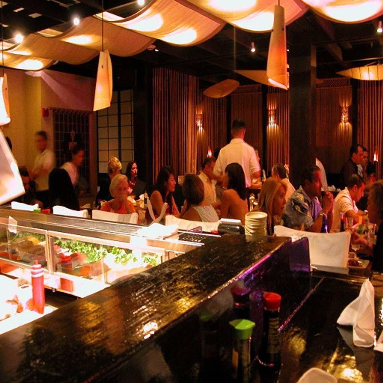 Toni S Sushi Bar Miami Beach Fl
