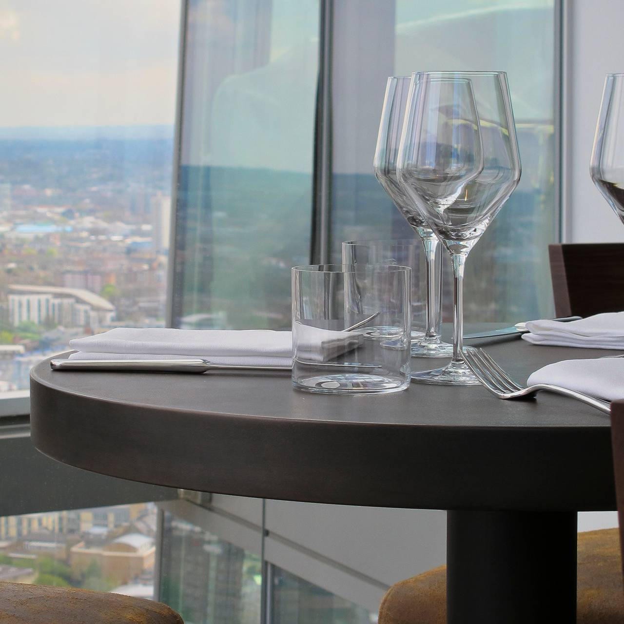 Oblix West Restaurant - London, | OpenTable