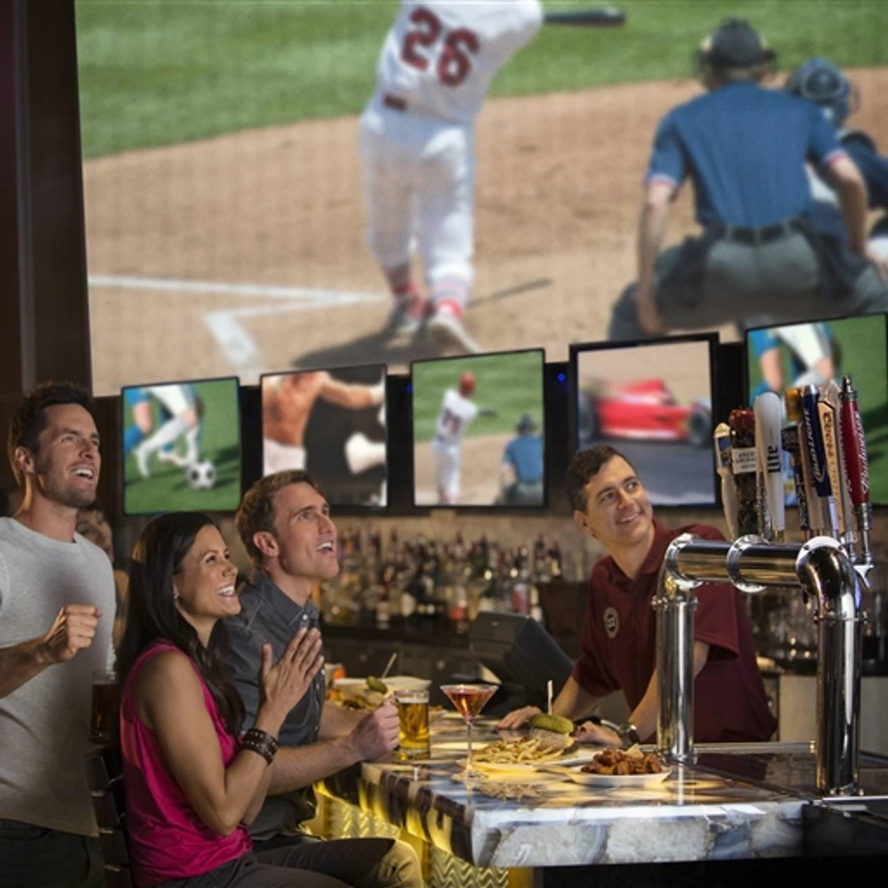 Doug Flutie's Sports Pub Restaurant - Plainville, MA | OpenTable