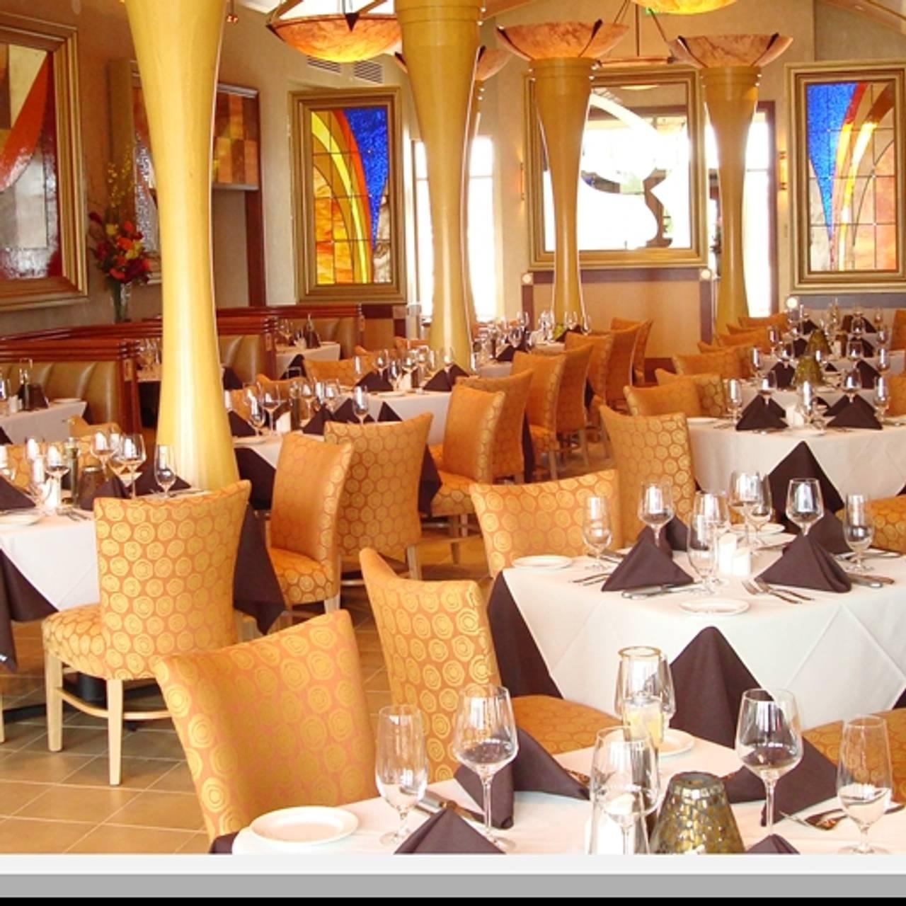seafood restaurants in columbus ohio