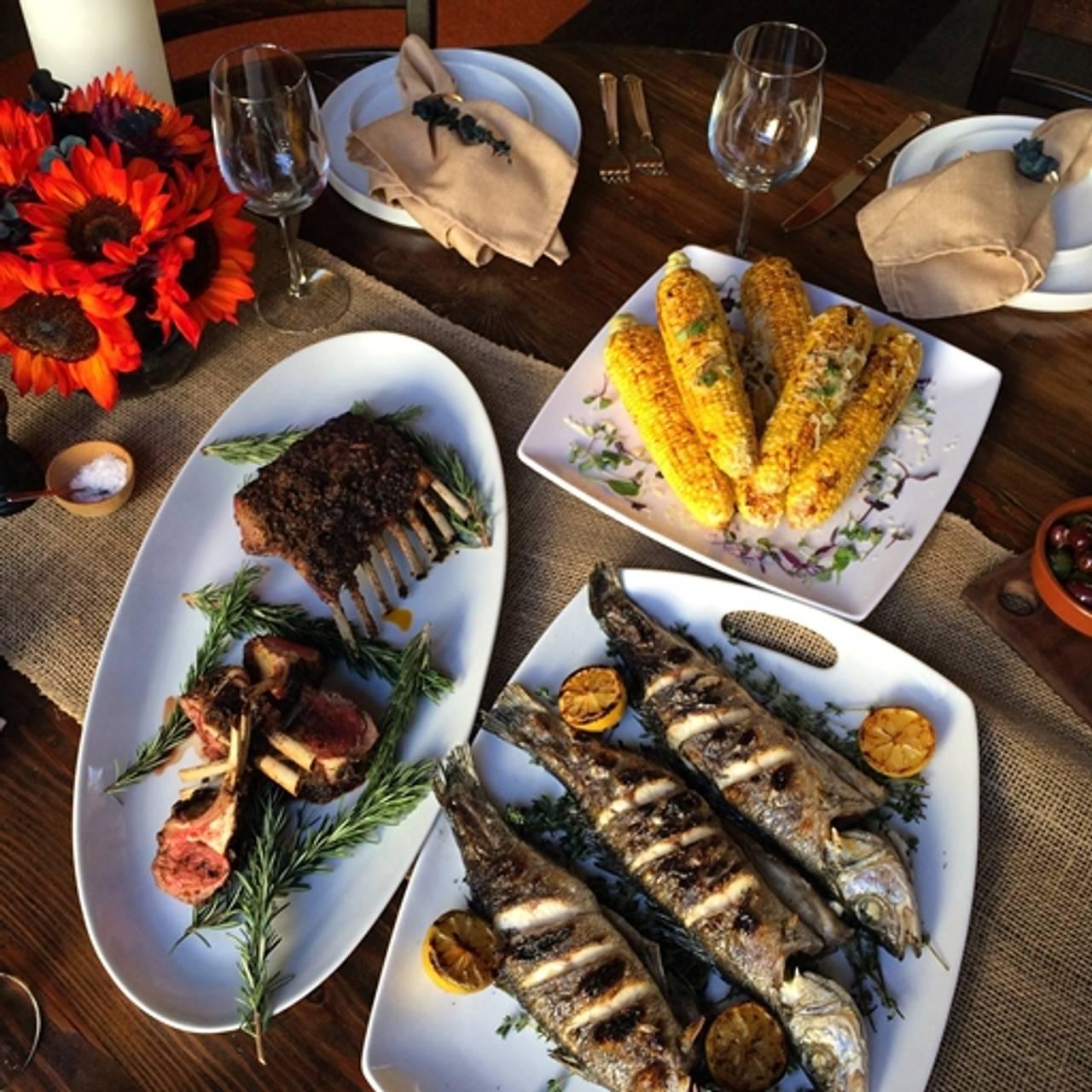 Catalan Mediterranean Cuisine Restaurant Rancho Mirage Ca