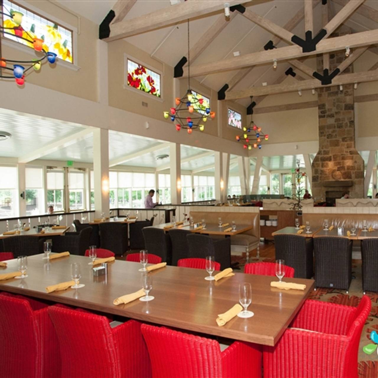 Firewheel Cafe Hyatt Regency Lost Pines Cedar Creek Tx