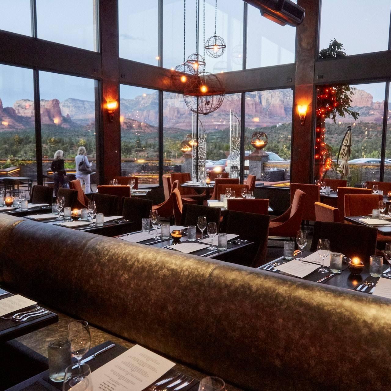 Mariposa Restaurant Sedona Az Opentable