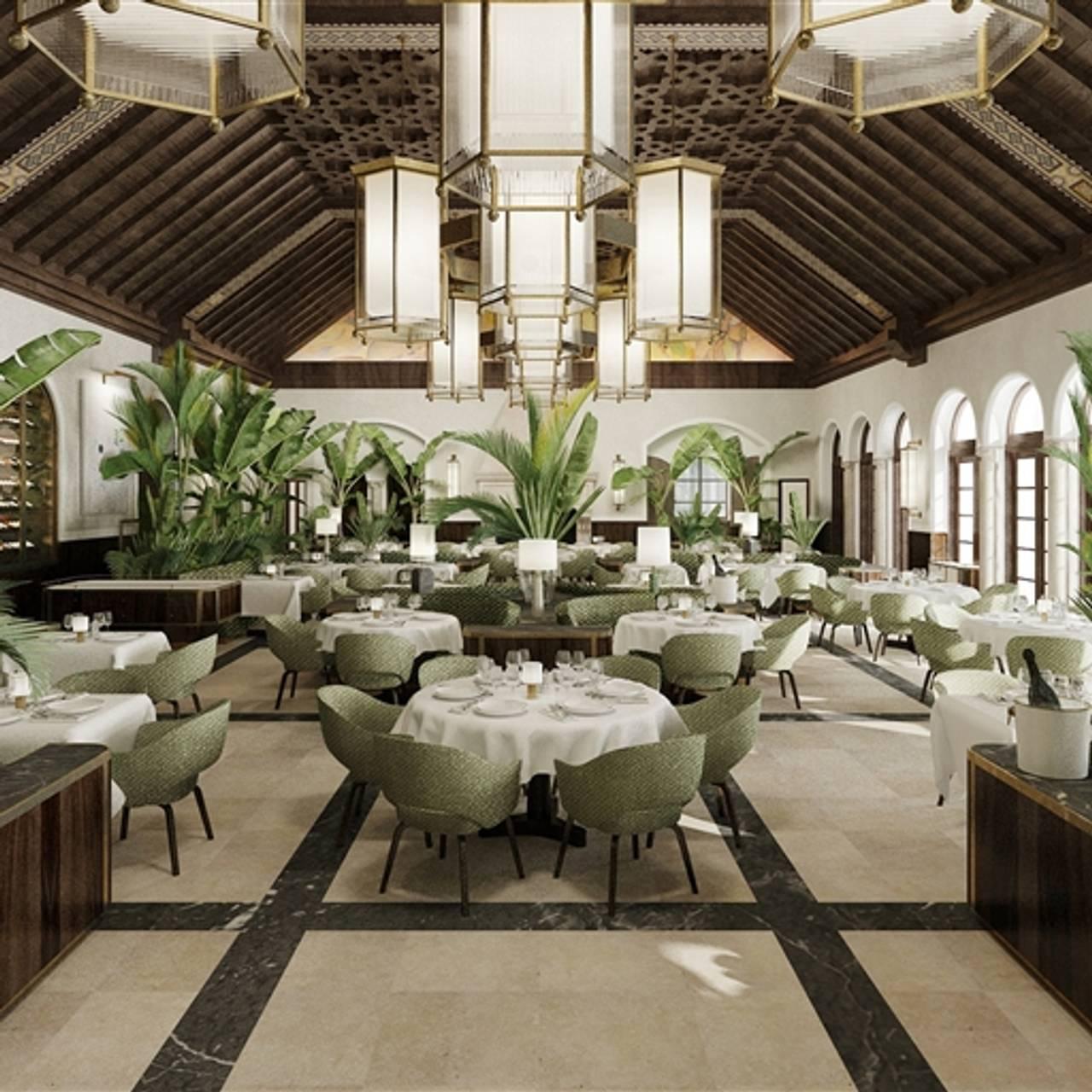 Le Sirenuse Miami Restaurant Surfside Fl
