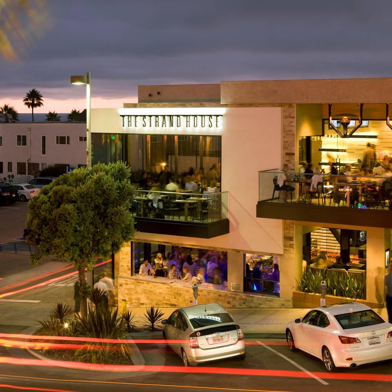 The Strand House Restaurant - Manhattan Beach, CA   OpenTable