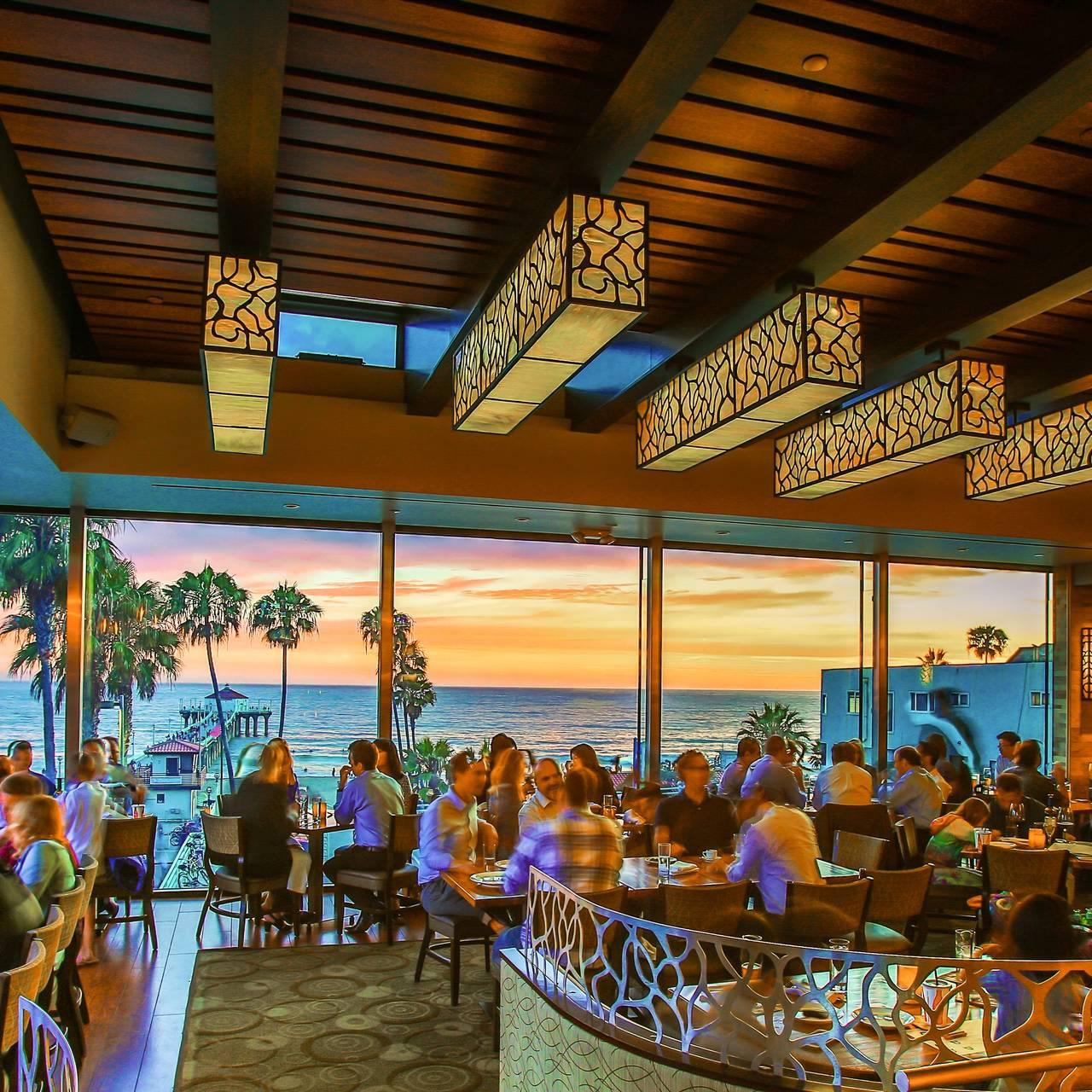 The Strand House Restaurant Manhattan Beach Ca Opentable