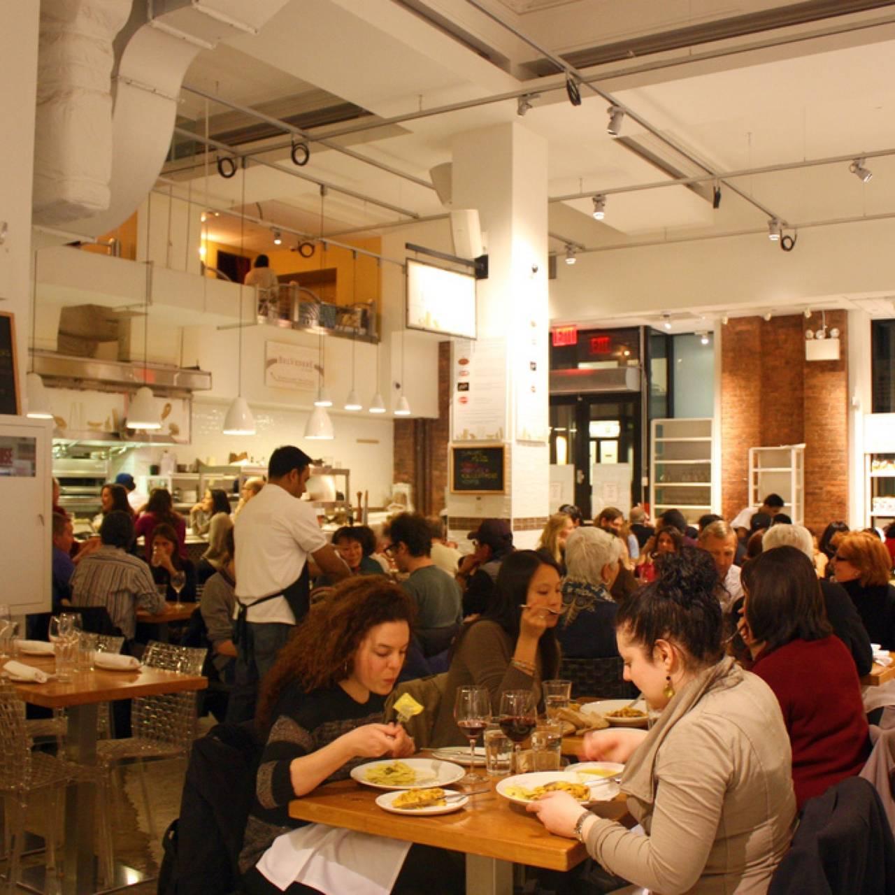 La Pizza La Pasta Eataly Nyc Flatiron Restaurant New