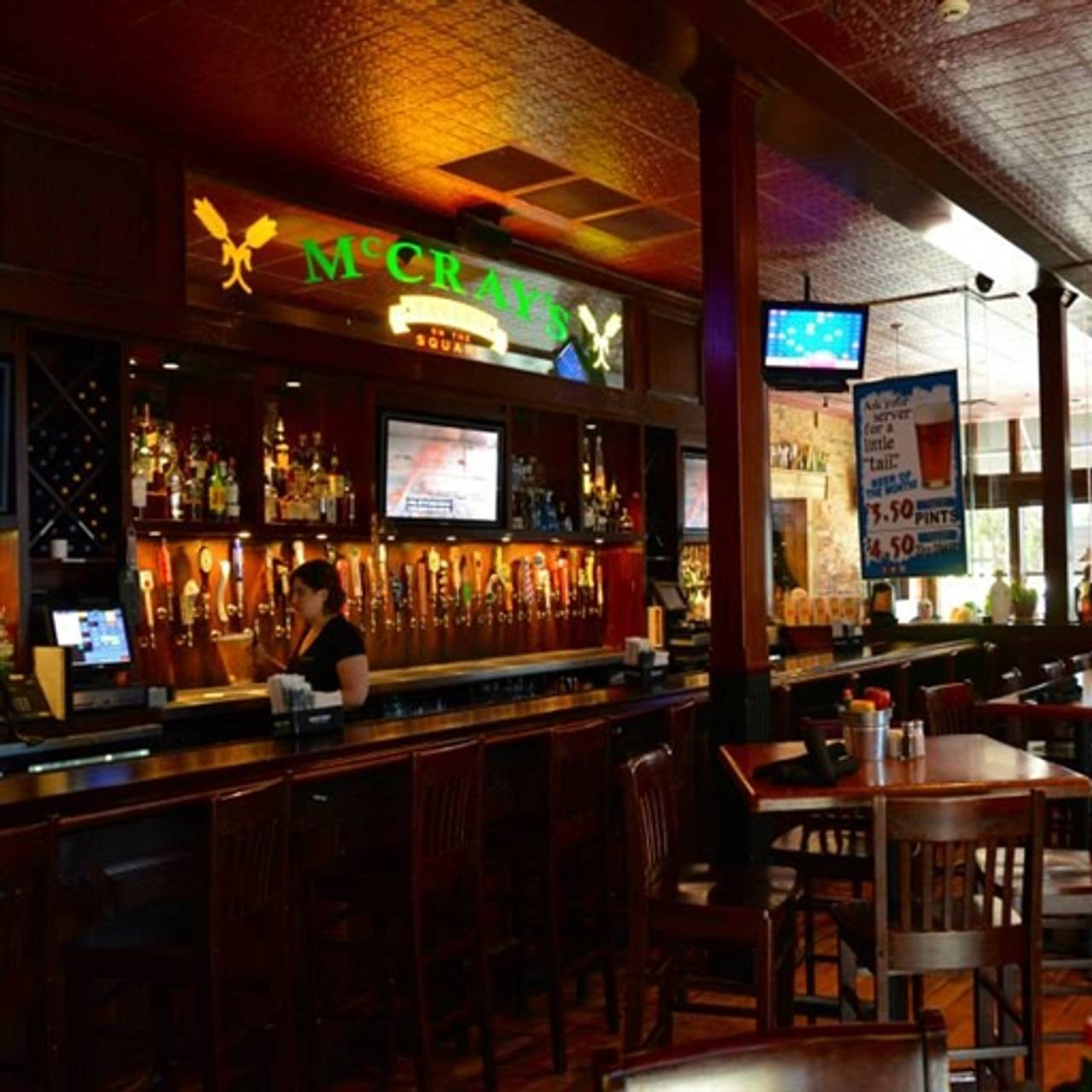 Mccrays Tavern On The Square Restaurant Lawrenceville Ga Opentable