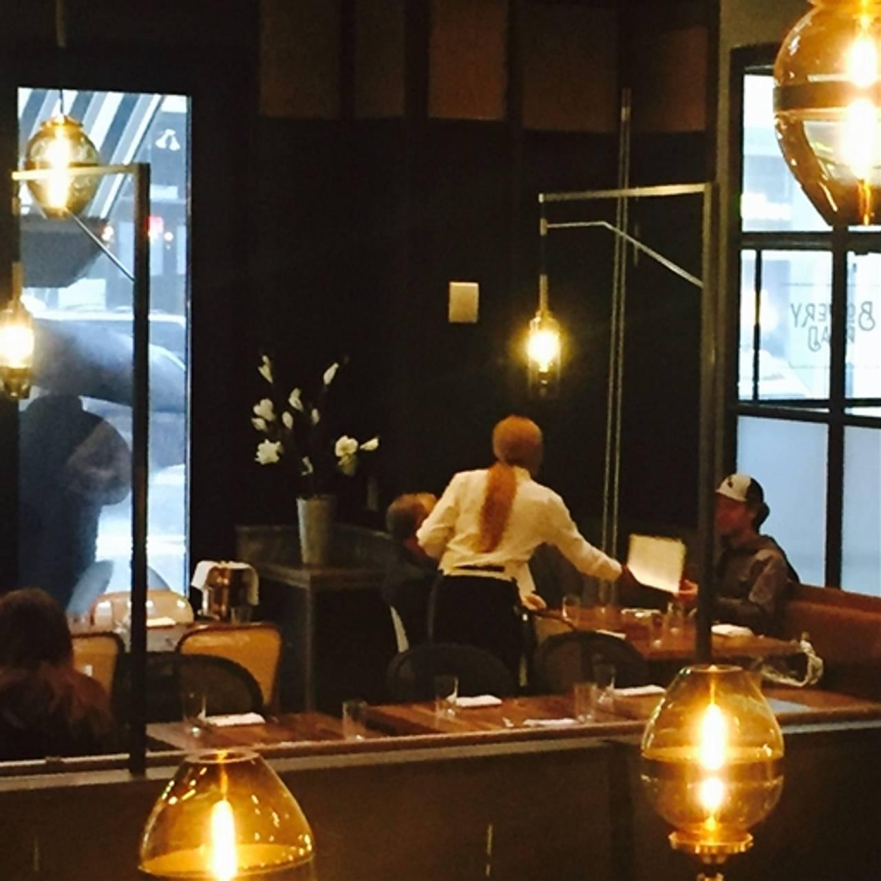 Bowery Road Restaurant New York Ny Opentable