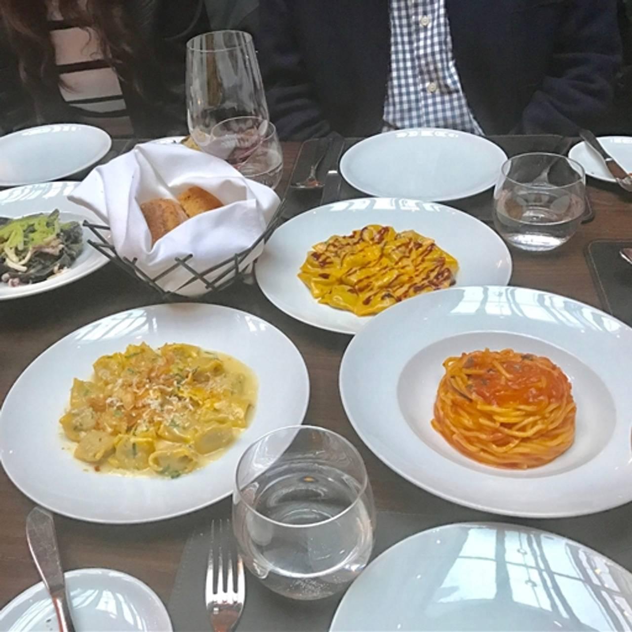 Scarpetta Restaurant Newport Ri