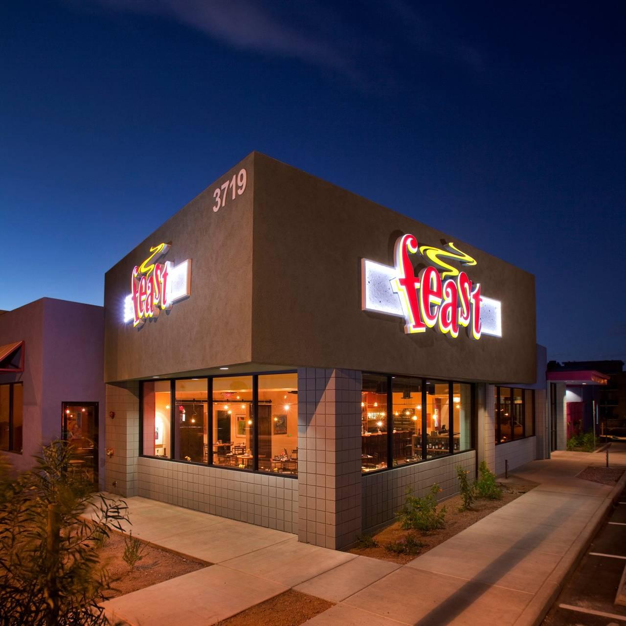 Feast Tucson Restaurant Tucson Az Opentable