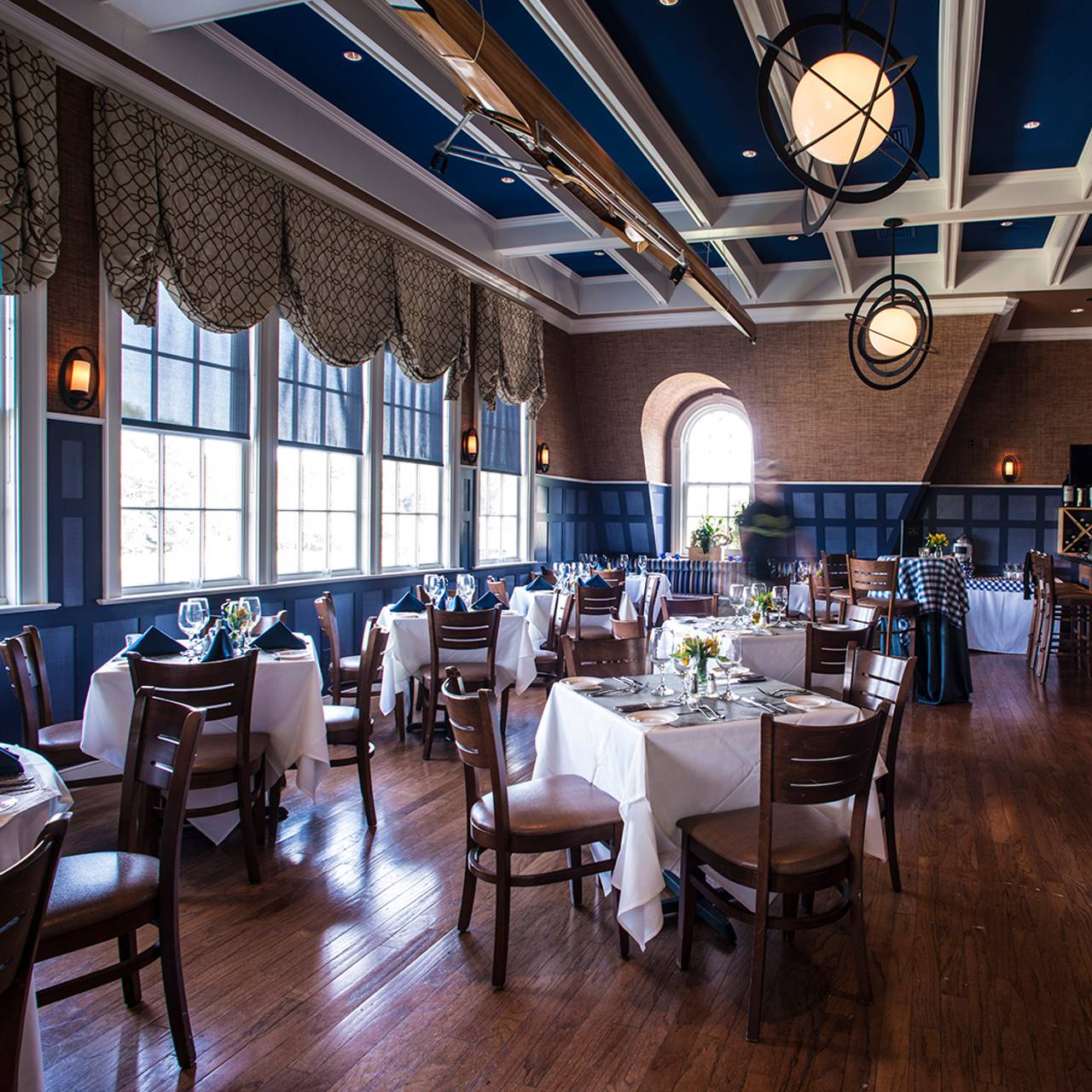 The Boathouse At Saugatuck Rowing Club Restaurant Westport