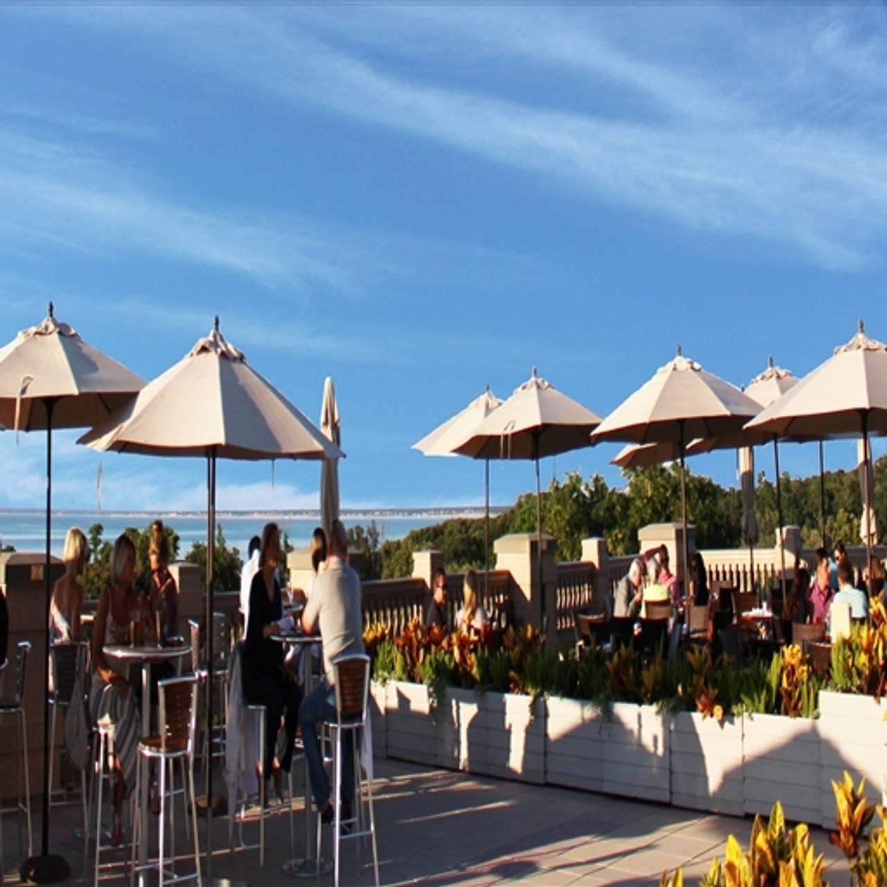 Ocean Terrace Restaurant Edge Resort Golf Club Brewster