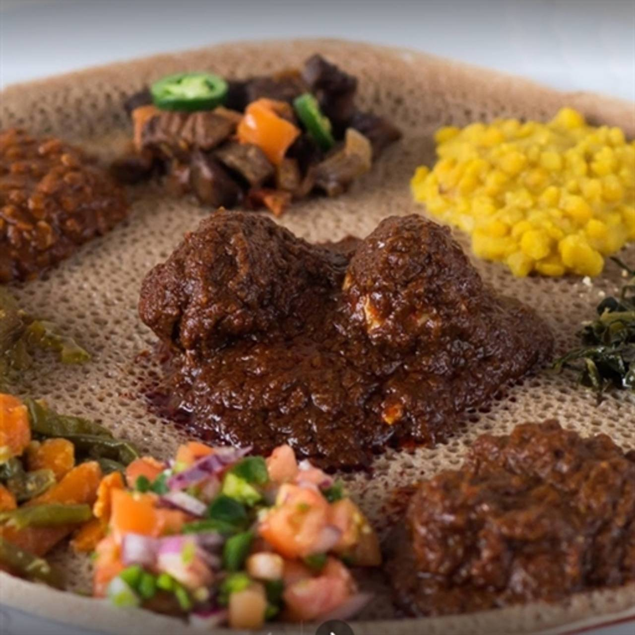 Addis Ethiopian Restaurant Washington Dc
