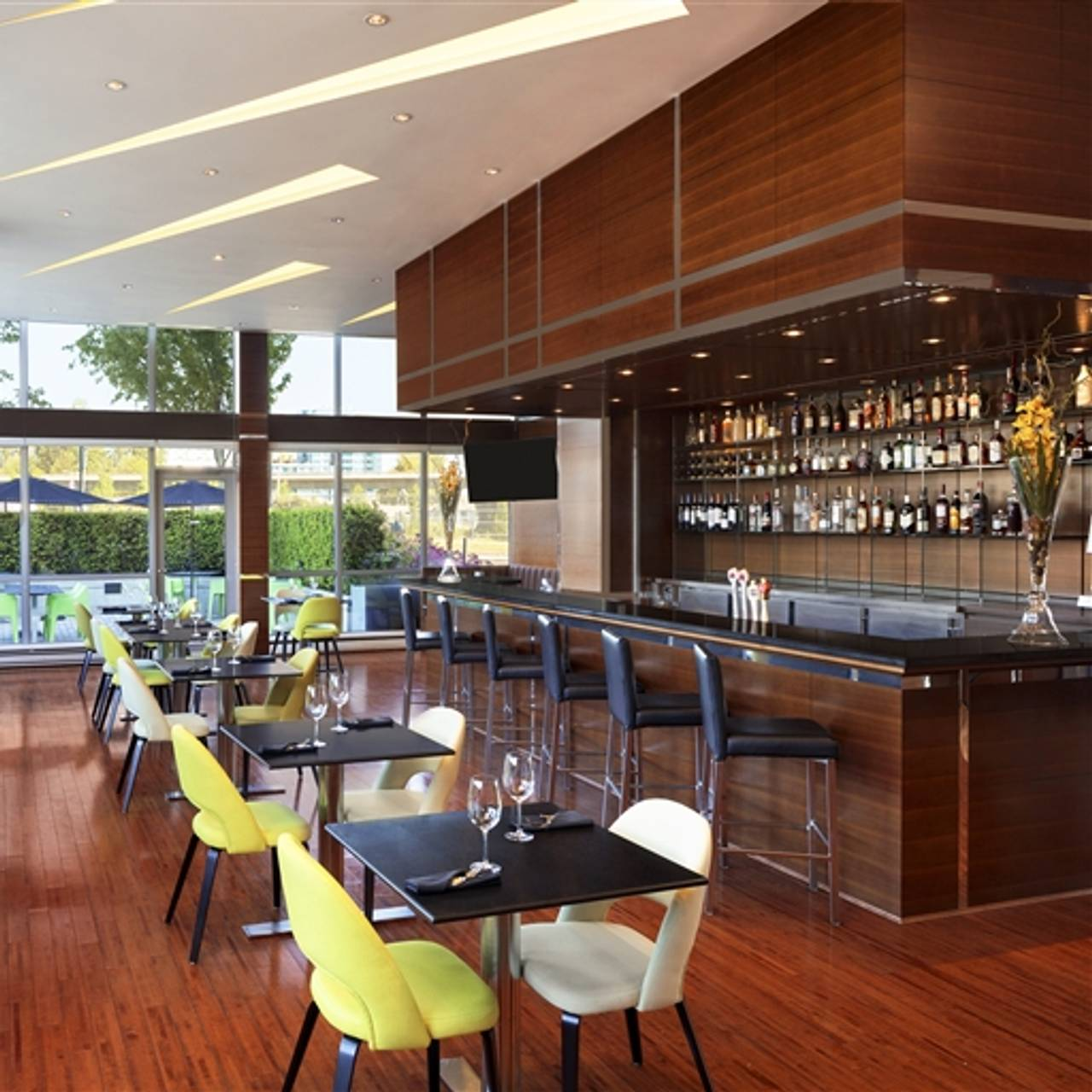 the apron - Westin Wall Centre Vancouver Airport - Richmond, BC | OpenTable