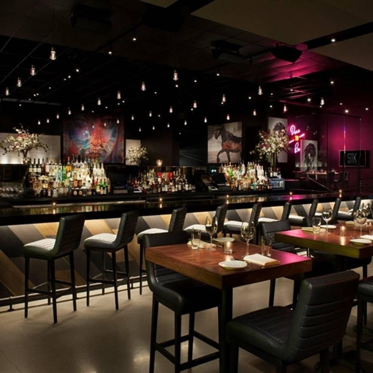 Stk Denver Restaurant Co Opentable