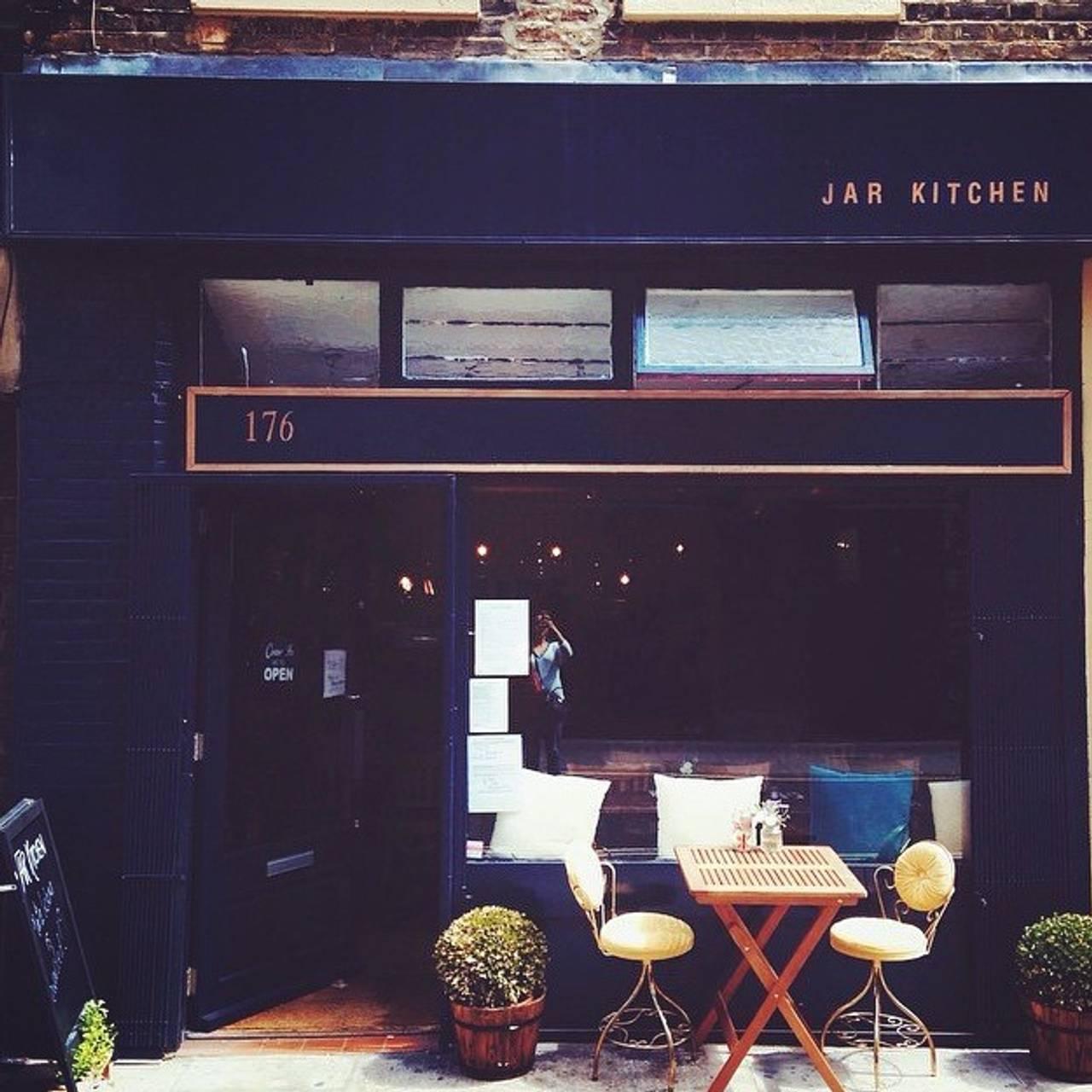 Bon Jar Kitchen, London