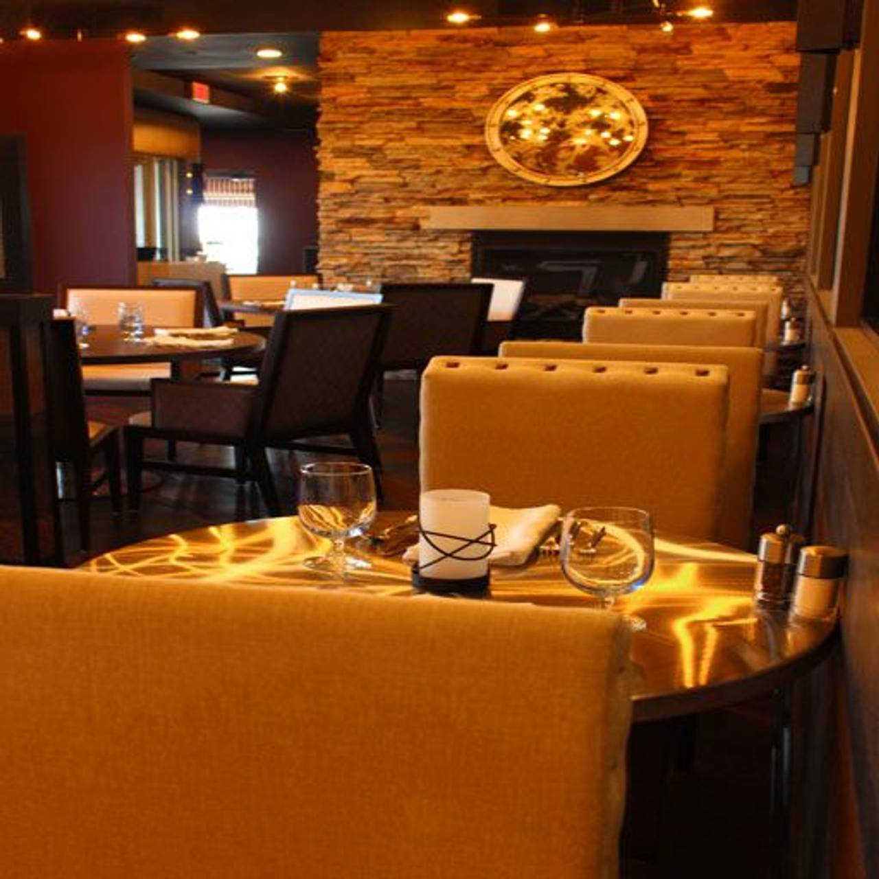 Jacksons Restaurant Rotisserie Bar Doubletree Hotel Moon Township Pa