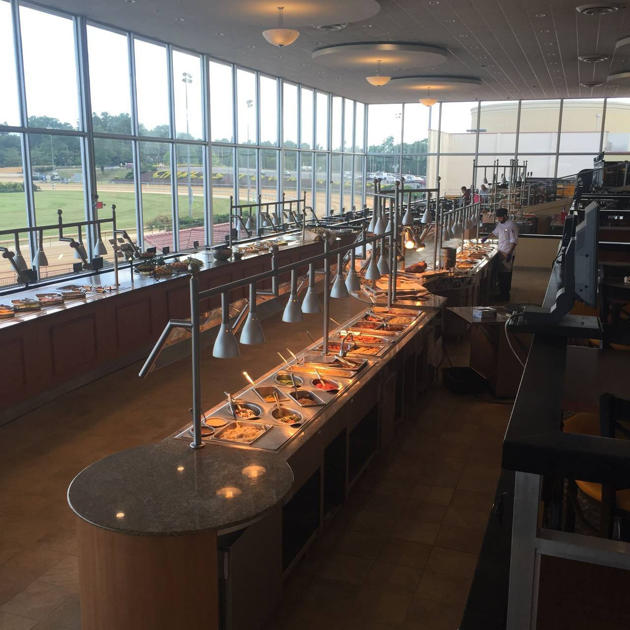 Skyline Terrace Hollywood At Charles Town Races Restaurant Wv Opentable